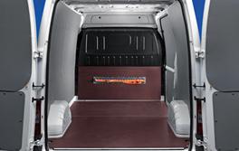Home supervan for Allestimento furgoni fai da te